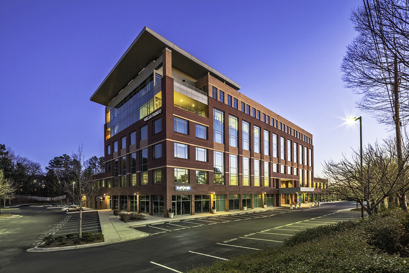 Premier office building in booming South Durham