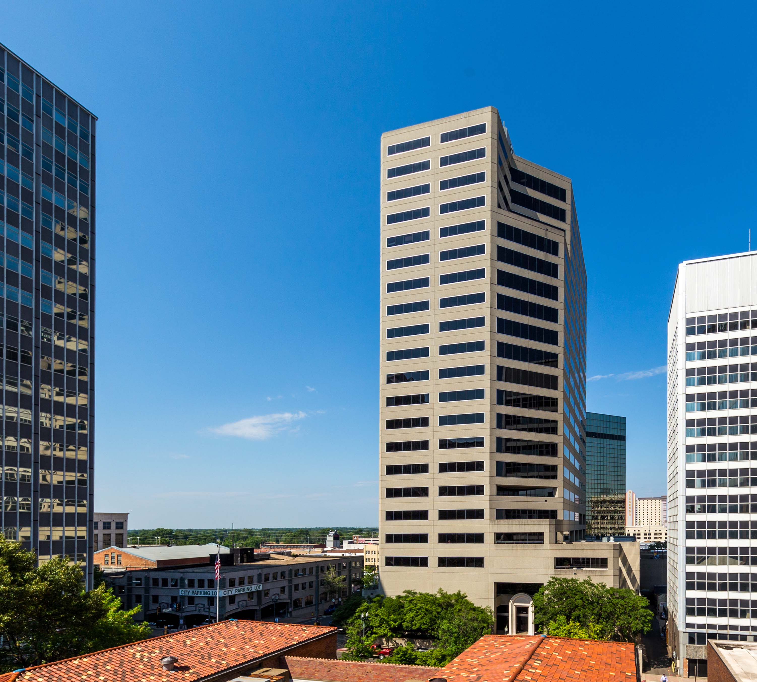 Louisiana Tower, Shreveport, LA