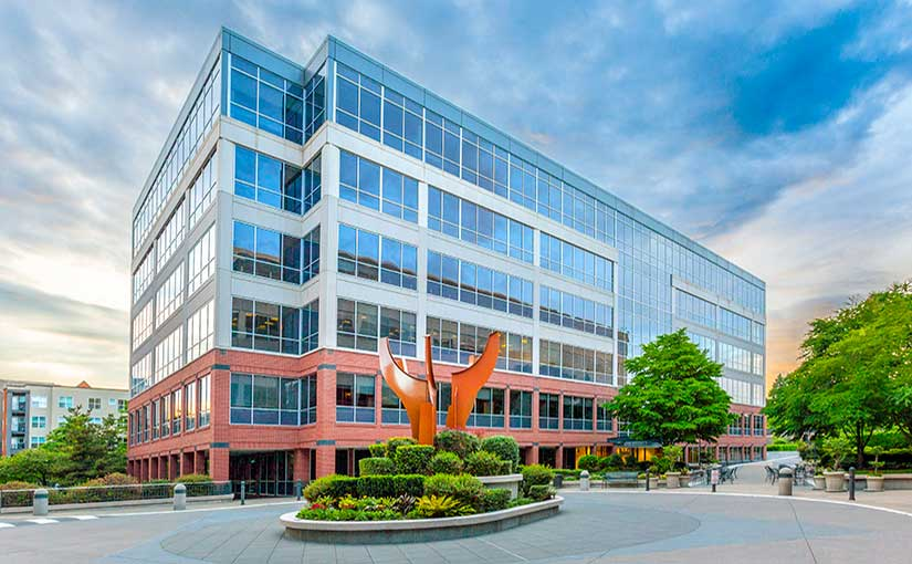 First class urban office campus in thriving Bellevue CBD